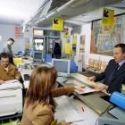 Riunione Coordinamento Regionale Poste SLC Sicilia