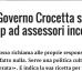 Governo Crocetta sui teatri. Slc Cgil: «Stop ad assessori incompetenti»