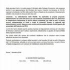 Almaviva, proclamazione di Sciopero