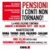 Pensioni: il 2 Dicembre la CGIL torna in Piazza