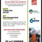 WindTre: sindacati in piazza l'11 Aprile