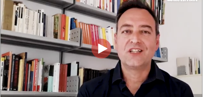 Video – Collettiva.it intervista Emiliano Cammarata di Almaviva Contact