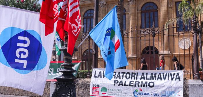 Alitalia: appello di sensibilizzazione dei lavoratori  Almaviva